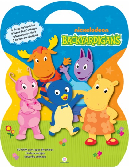 Maleta Backyardigans
