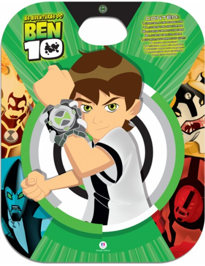 Maleta As Aventuras do Ben 10