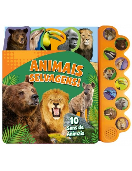 10 Sons - Animais Selvagens